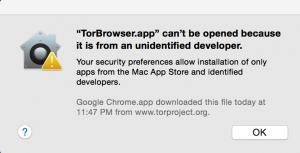 Identified app 1